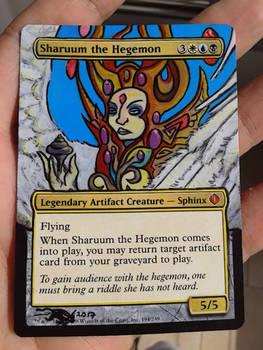 Custom Sharuum the Egemon
