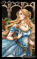 Leda-Valentyne O.S. - The Bookmaker by Calicot-ZC