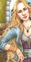 Leda-Valentyne O.S. - Castle Portrait