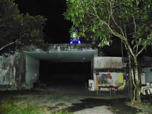 Rare image of abandoned Mimaland in Malaysia