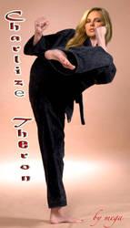 Charlize Theron - Tang Soo Do by mega5150