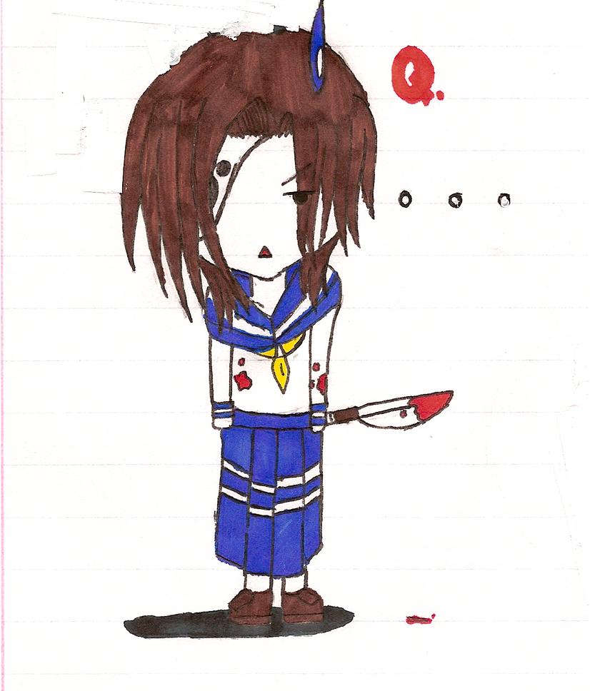 Art Trade: Q. for Raine-Chan by CuddlyPolarBear