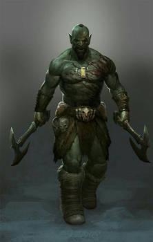 Orcs In Skyrim