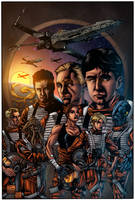 Rogue Squadron - colors by ZethKeeper