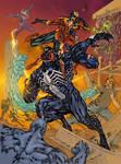 Hardworking 2: Spidey VS Sinister Syndicate