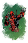 Deadpool - colors