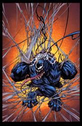 Venom - colors by ZethKeeper
