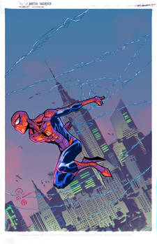 The Amazing Spider-Man - colors