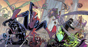 Spider-Man and Villains - colors