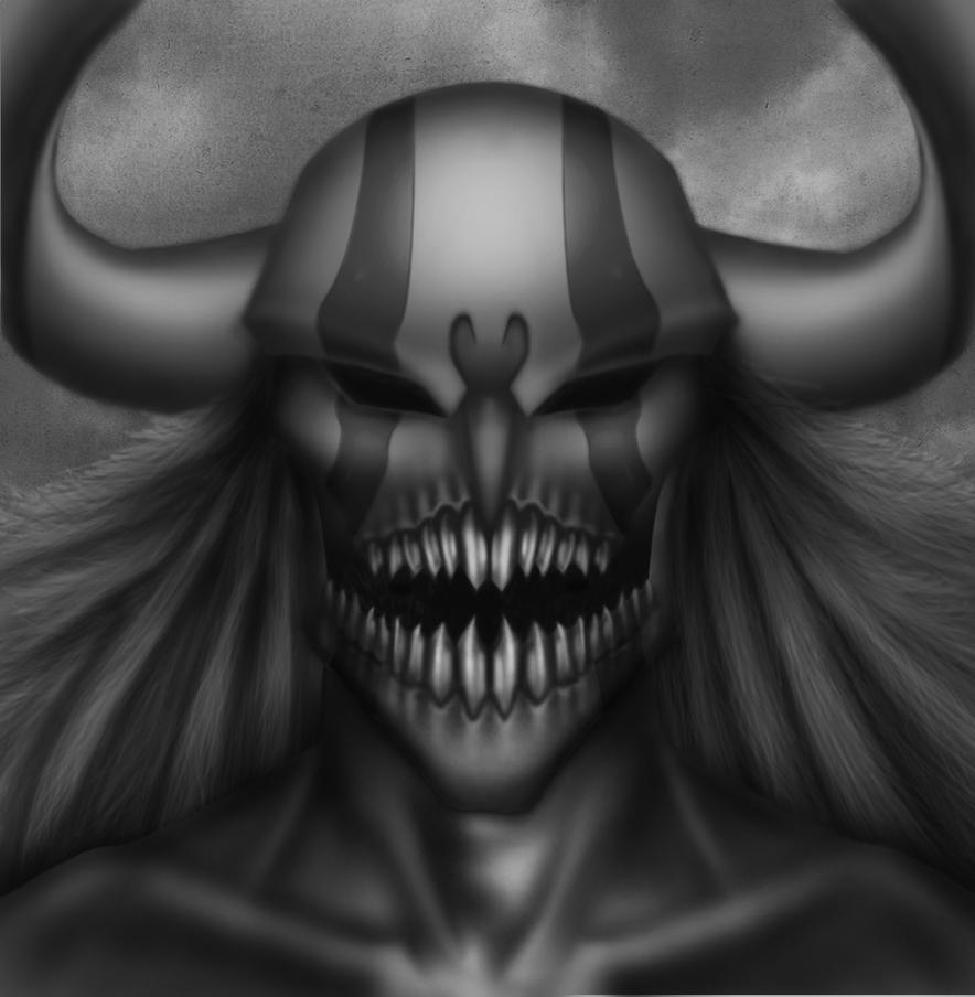SPOILER: Full Hollow Ichigo by MrChrizpy