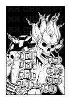 Junkrat Skeleton