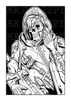 Ana Skeleton
