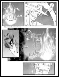 Smoker Ace 3 by Estriella