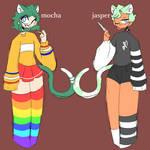 JASPER + MOCHA REF