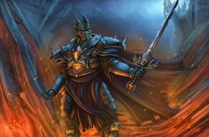 Dragon Knight by Dandzialf