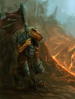 Warrior 2 by Dandzialf