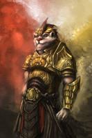 Warrior 4 by Dandzialf