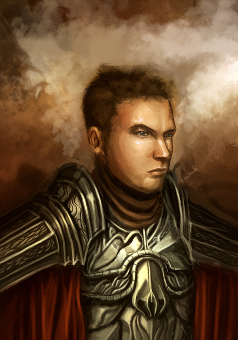 Young lord by Dandzialf