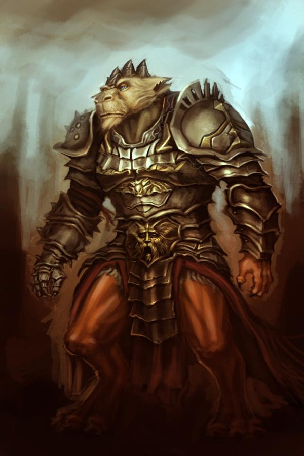 Overlord by Dandzialf