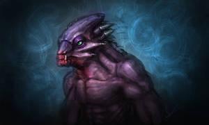 Alien 2 by Dandzialf