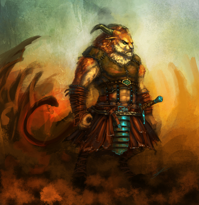 Charr by Dandzialf