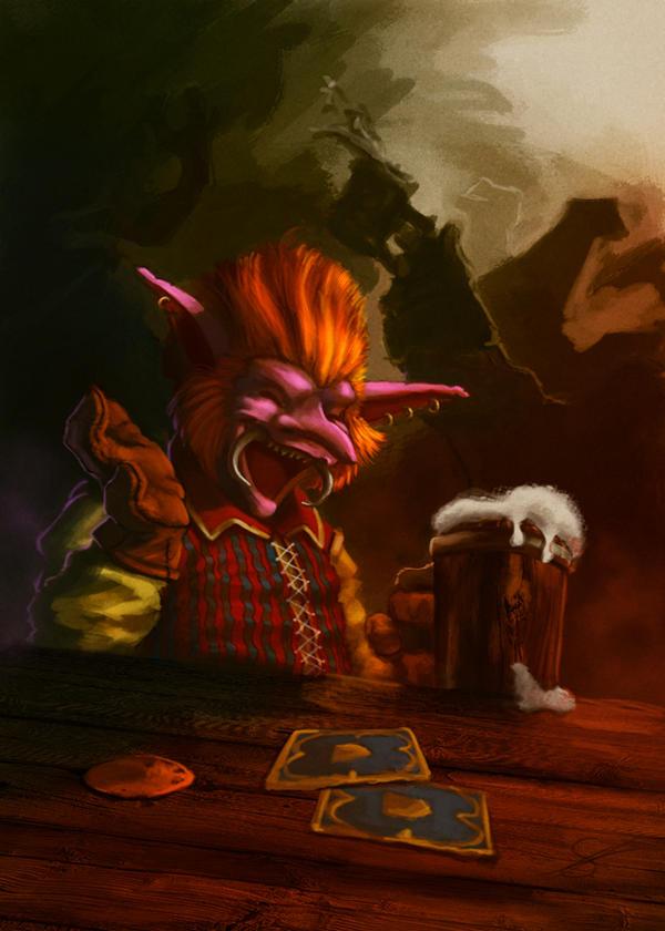 Troll 2 by Dandzialf