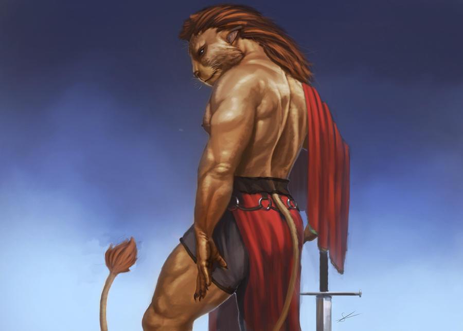 Warrior by Dandzialf