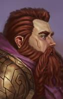 Dwarf by Dandzialf