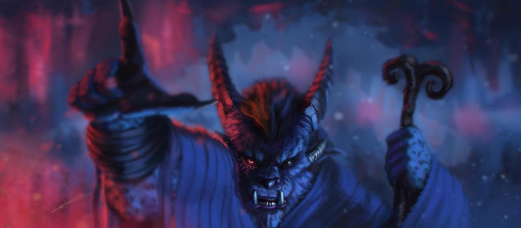Charr Elementalist2 by Dandzialf