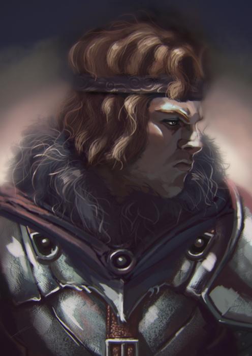 Norn by Dandzialf