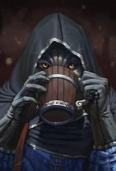 Rogue 3 by Dandzialf