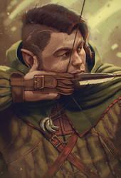 Archer by Dandzialf