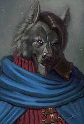 Werewolf 3 by Dandzialf