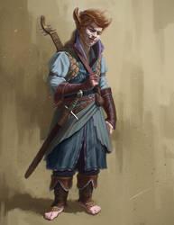 Bard by Dandzialf