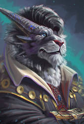 Charr 4 by Dandzialf