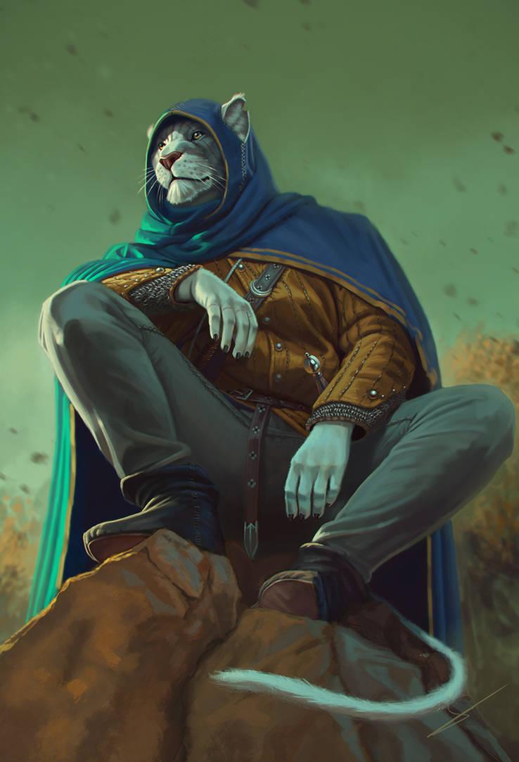 Rogue 4 by Dandzialf