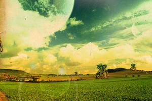 Oh Beautiful World. by mrecko999