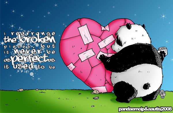 panda emo girl by - photo #28