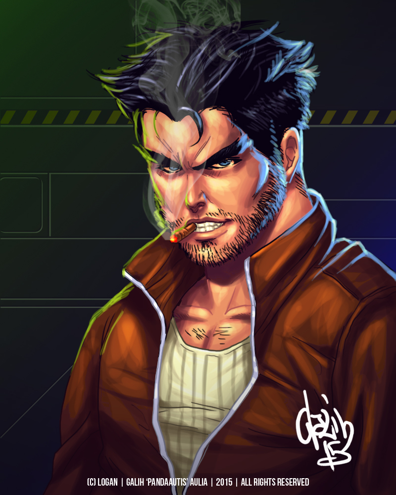 Logan by pandaautis