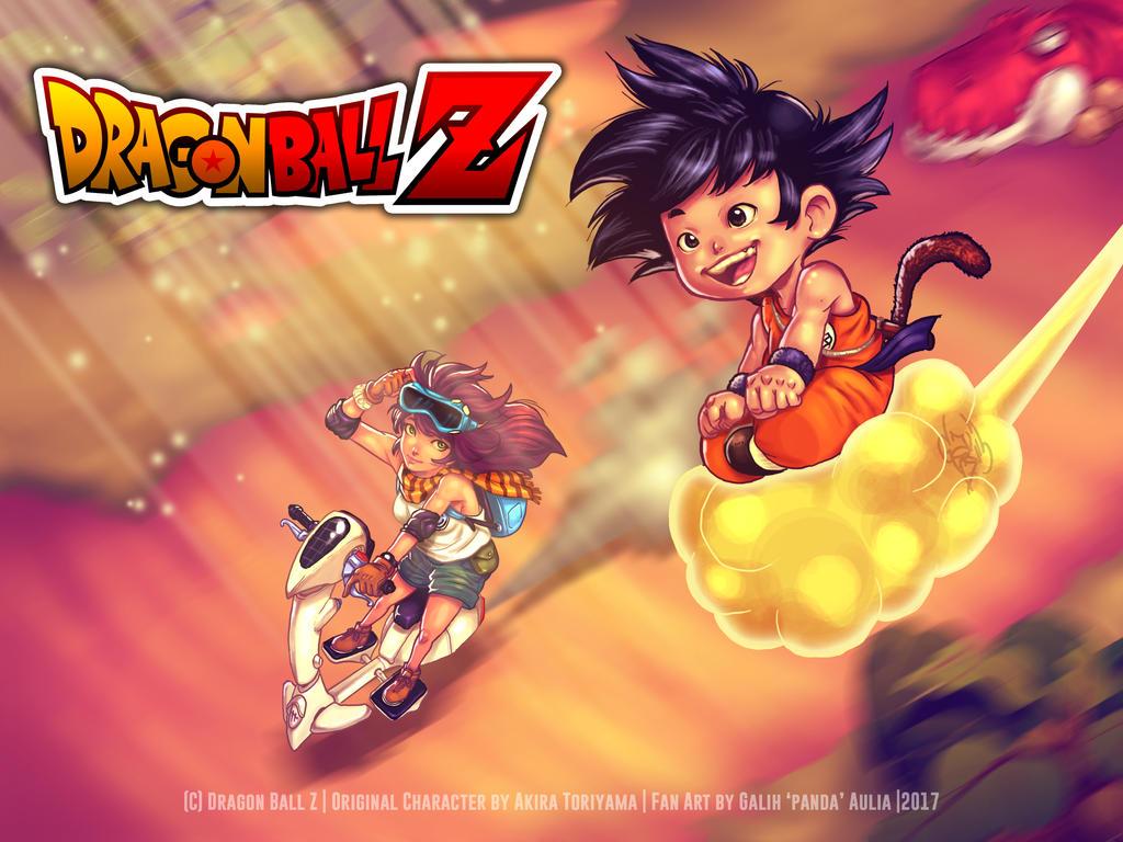 Dragon Ball Z by pandaautis