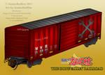 HVR 112844 Tool Boxcar