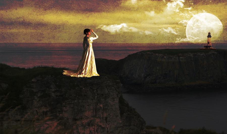 Moonlight Cliff