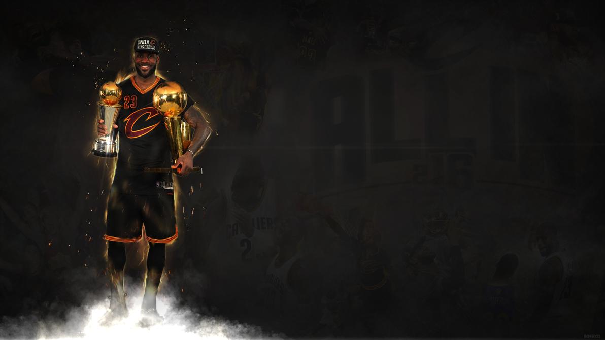 LeBron James - Cleveland's Son by ImperX1 on DeviantArt