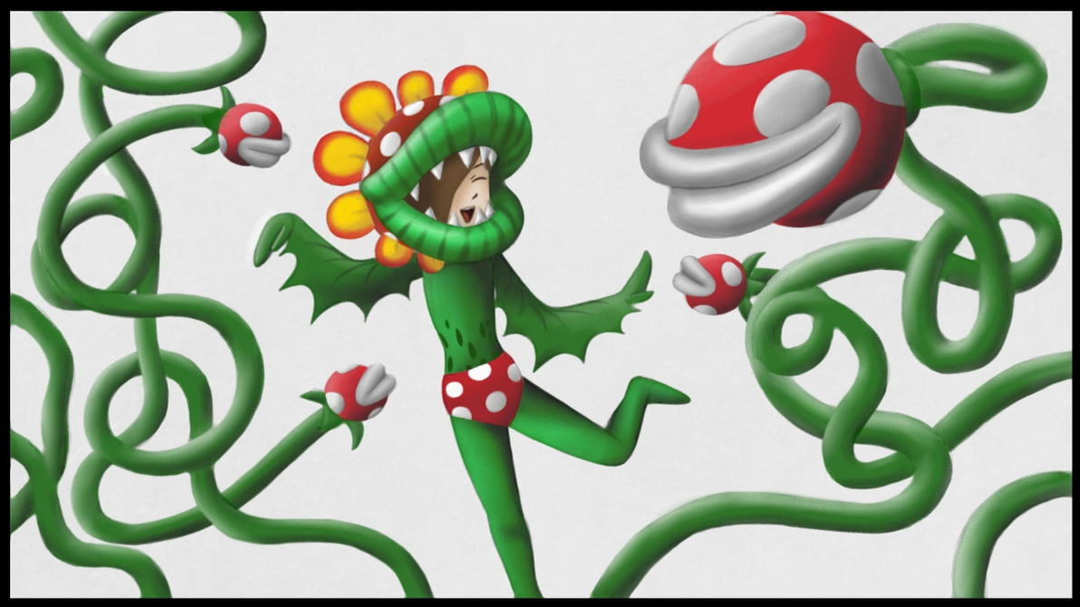 Cosplaying as Petey Piranha by AldoCT on DeviantArt