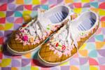 Decoden Ice Cream Custom Shoes by Mari-Kyomo