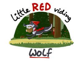 Little red riding Wolf! by PredatoryDuck