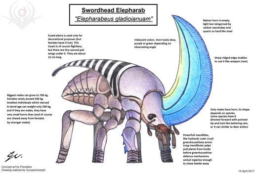 PRK x SC - Elepharabeus
