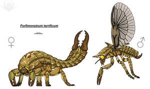 Hyena-bug by scorpenomorph