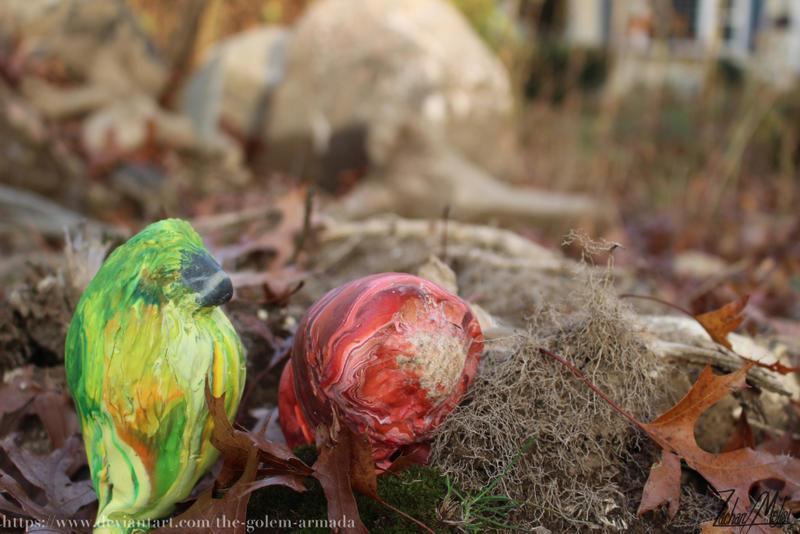 Autumn Stroll by The-Golem-Armada