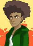 Huey Freeman-Teenager